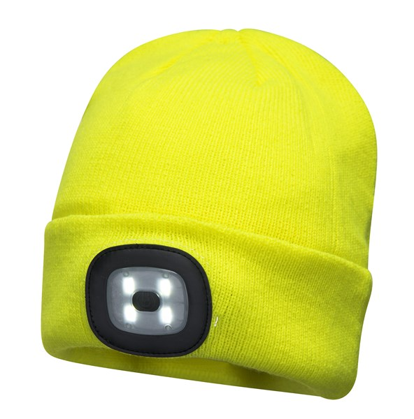 Beanie LED Head Light Hat -  – Now Only £8.00