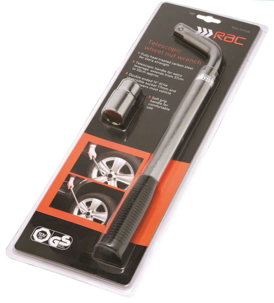 Extending Wheel Wrench – Now Only £6.50