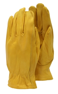Premium Leather Gloves Womens - Medium – Now Only £10.00